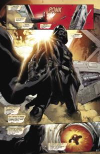 Vader: Dunkle Visionen - Vorschau Seite 2