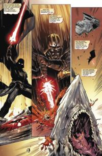 Vader: Dunkle Visionen - Vorschau Seite 4