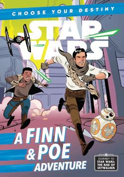 Ein Abenteuer mit Finn und Poe