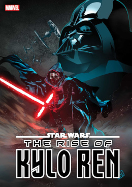 The Rise of Kylo Ren #3 - Cover