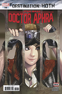 Cover zu Doctor Aphra #39