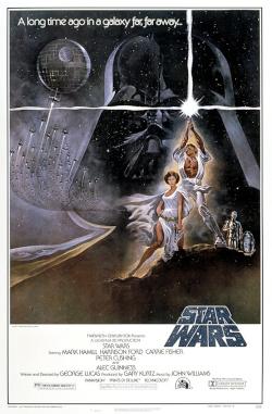 Episode IV Poster 1977