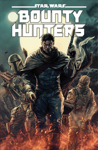 Bounty Hunters #1 Cover