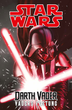 Dark Lord of the Sith Vol. 4: Vaders Festung - Softcover