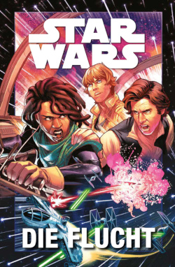 Star Wars Vol. 10: Die Flucht - Softcover