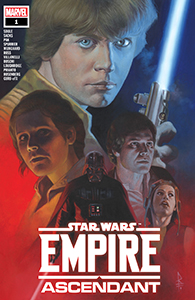 Cover zu Star Wars: Empire Ascendant #1