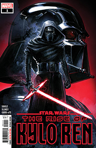 Cover zu The Rise of Kylo Ren #1