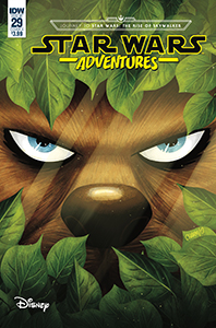 Cover zu Star Wars Adventures #29