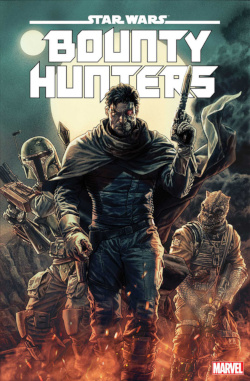 Bounty Hunters #1 - Cover