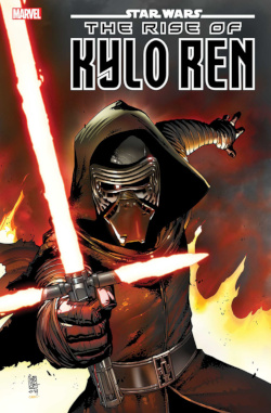 The Rise of Kylo Ren #4 - Variantcover