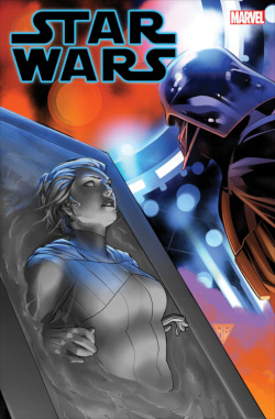 Star Wars #4 - Cover