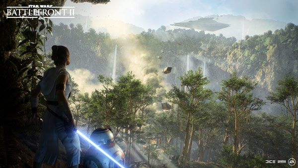 Star Wars Battlefront II | Quelle: EA