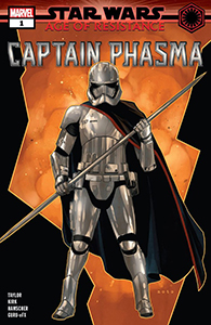 Cover zu Age of Resistance: Phasma #1