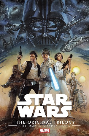 The Original Trilogy - The Movie Adaptations
