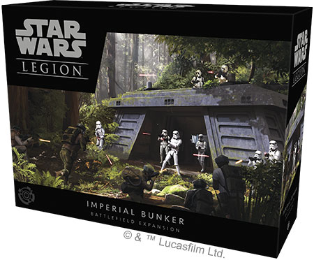 Star Wars: Legion - Imperialer Bunker