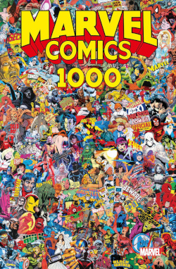 Marvel Comics 1000 - Hardcover