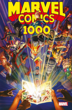 Marvel Comics 1000 - Softcover