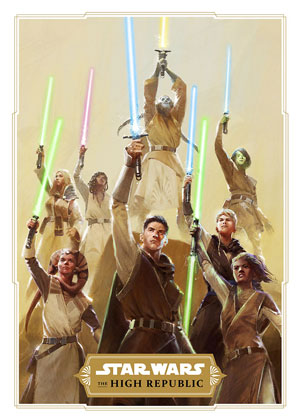 Star Wars: The High Republic - Konzeptplakat