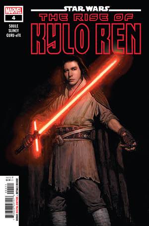 The Rise of Kylo Ren #4