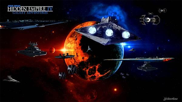 Hidden Empire - Galaxy Adventures