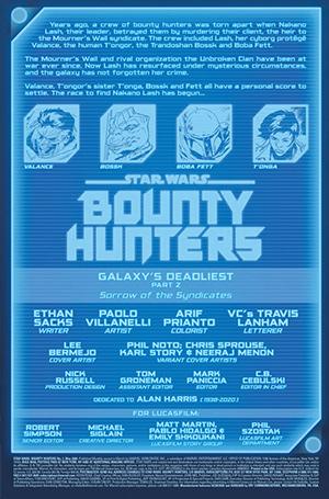 Bounty Hunters #2