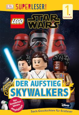 LEGO Star Wars: Der Aufstieg Skywalkers - Cover