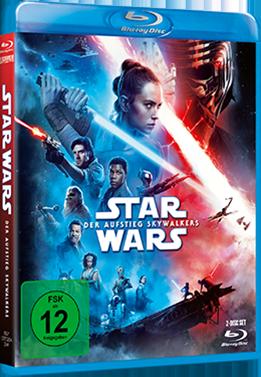 Der Aufstieg Skywalkers - Blu-ray-Cover