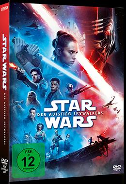 Der Aufstieg Skywalkers - DVD-Cover