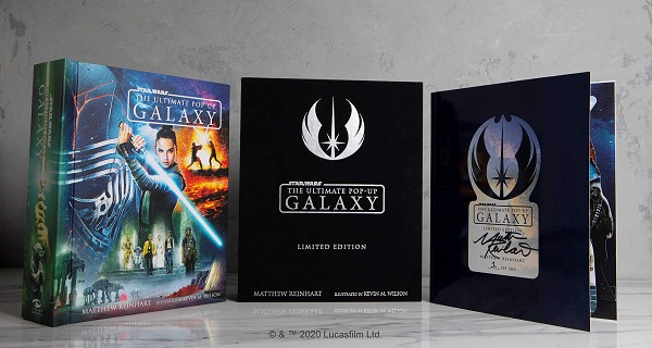 Star Wars - The Ultimate Pop-up Galaxy (Limited Edition)