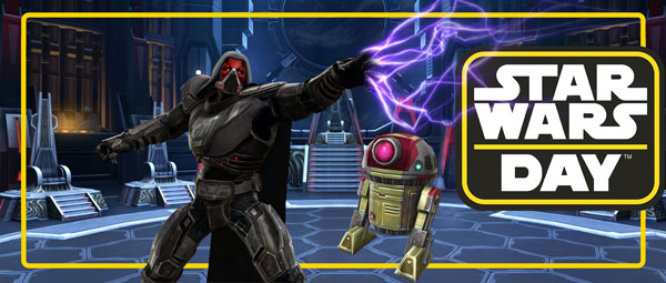 Star Wars The Old Republic: Star Wars Day