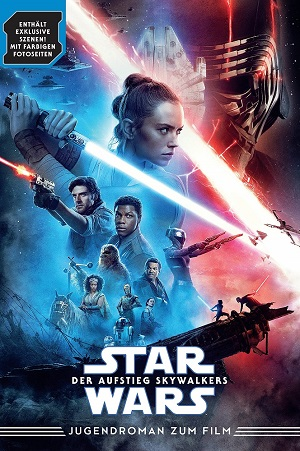 Der Aufstieg Skywalkers (Jugendroman zum Film)