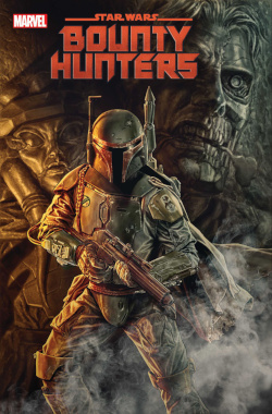 Bounty Hunters #5 - Cover