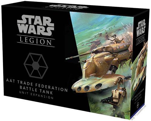 Star Wars: Legion - AAT-Kampfpanzer Erweiterung