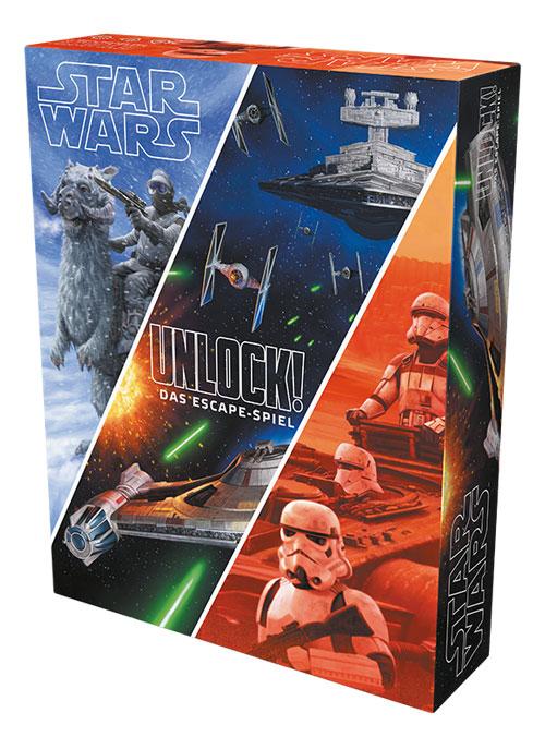 Unlock Star Wars - Das Escape-Spiel