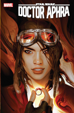 Doctor Aphra #4 - Cover