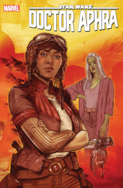 Doctor Aphra #4 - Variantcover
