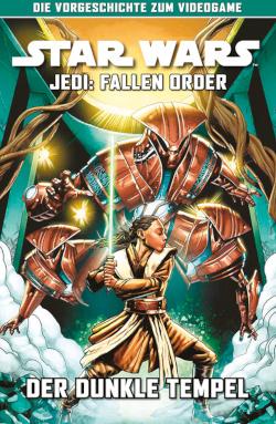 Jedi: Fallen Order: Der dunkle Tempel - Softcover