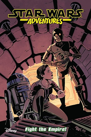 Fight the Empire! (Star Wars Adventures, Vol. 9)
