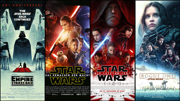 Star Wars im Kino