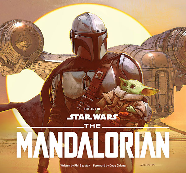 The Art of Star Wars: The Mandalorian - Titelbild von Doug Chiang
