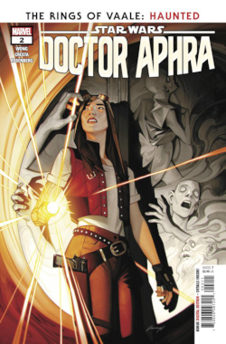 Doctor Aphra #2: Fortune and Fate, Part 2 - Cover