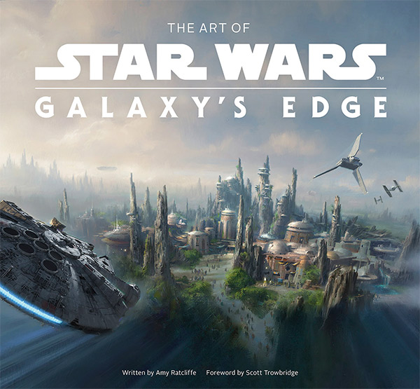 Art of Galaxy's Edge