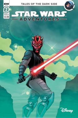 Star Wars Adventures #2 - Variantcover
