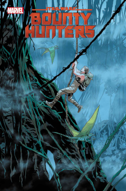 Bounty Hunters #6 - Variantcover
