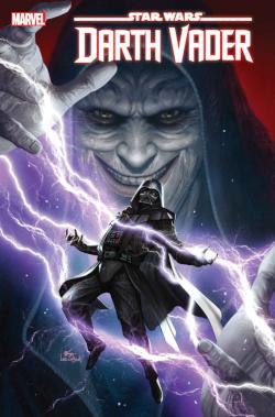 Darth Vader #6 - Cover