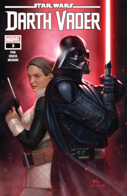 Darth Vader #3 - Cover