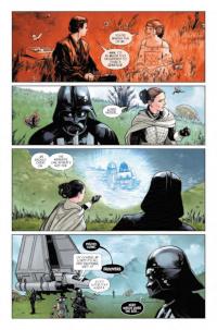 Darth Vader #3 - Vorschau Seite 2