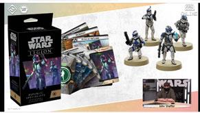 Star Wars: Legion - Republik-Spezialisten