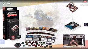 Star Wars: X-Wing - Eta-2 Actis