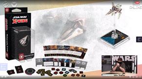 Star Wars: X-Wing - V-Flügler